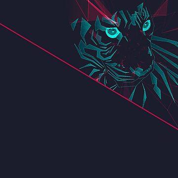 Zodiac Tiger von schwebewesen