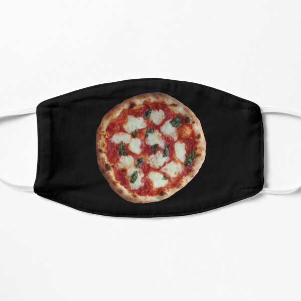 A Pizza the Action Flat Mask