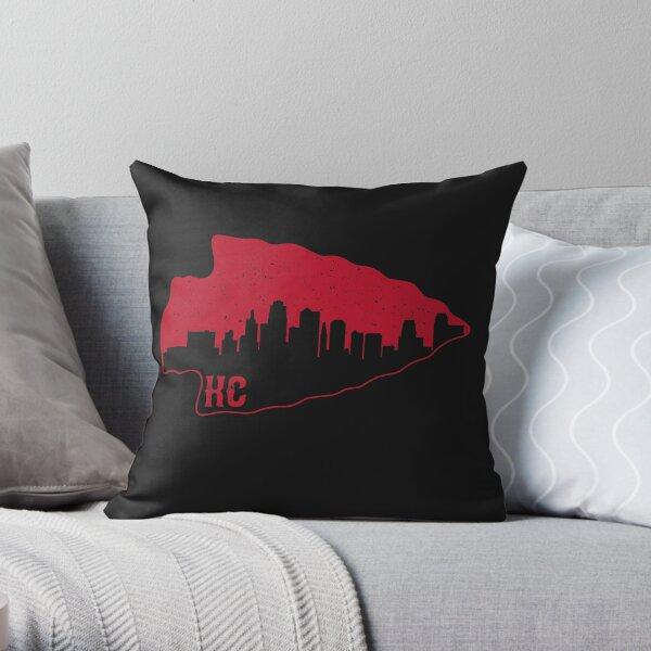 KC Kansas City Throw Pillow