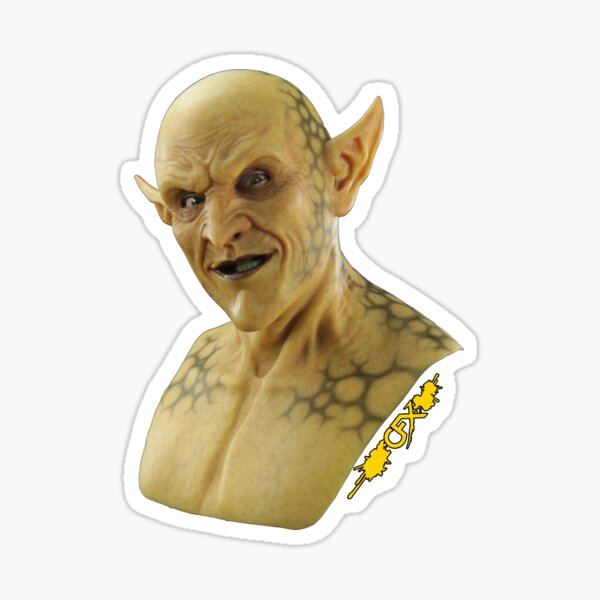 The Imp Sticker