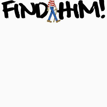 FIND WALDO!!!!!! by terrydude
