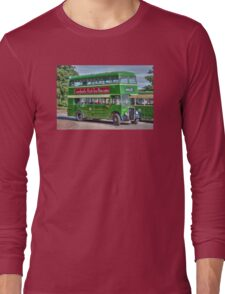Bristol Tramways and Carriage Company Long Sleeve T-Shirt