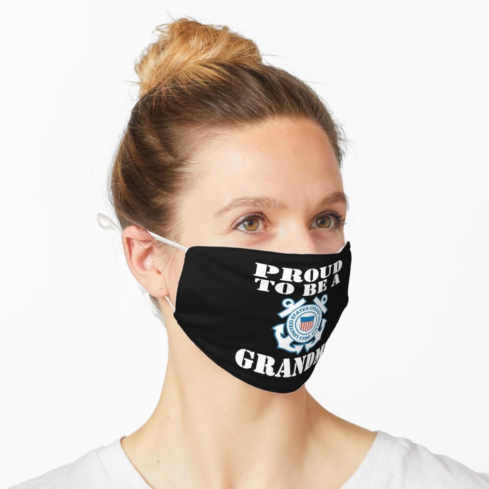 Proud To Be A CG Grandma Design Mask
