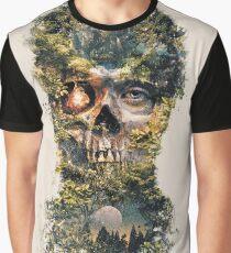The Gatekeeper Dark Surrealism Art Graphic T-Shirt