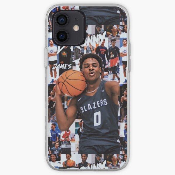 Bronny James  iPhone Soft Case