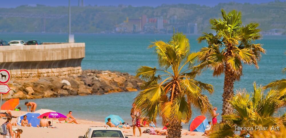 sunny beach by terezadelpilar ~ art & architecture