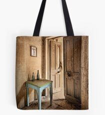 The Blue Table Tote Bag