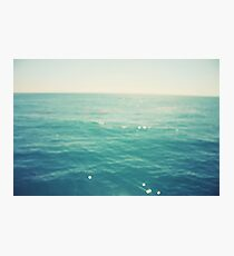 The Sea is Calling Photographic Print