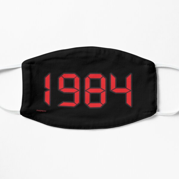 1984 LED - Made In The 80s Flat Mask