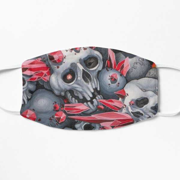 Crystal skull Mask