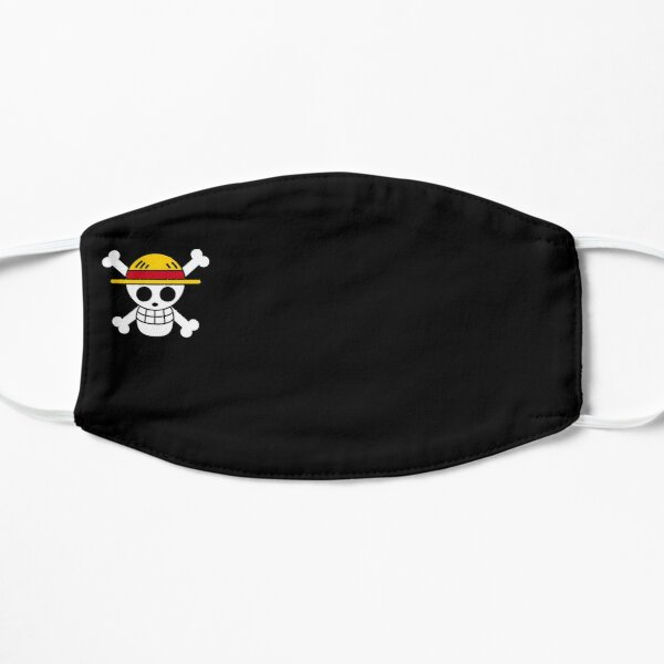 Straw Hat Pirates flag Mask