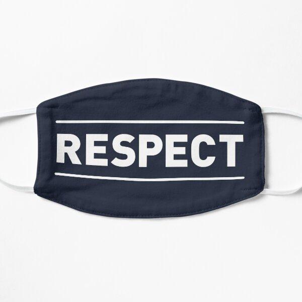 Respect (dark) Mask