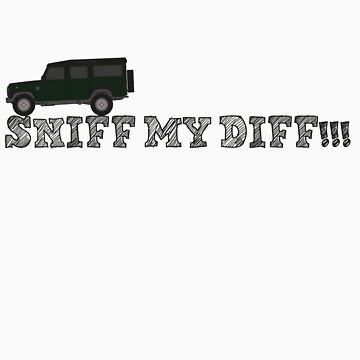 Sniff my diff by Tokyokee
