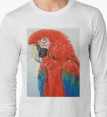 Crimson Macaw T-Shirt