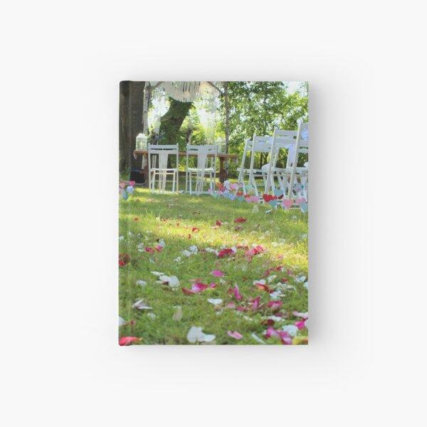 Walk Down the Aisle Hardcover Journal