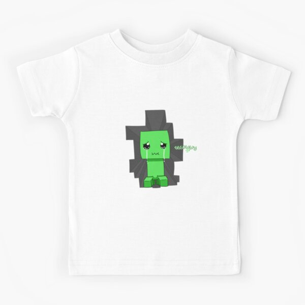 Official Mojang Video Game Xbox Minecraft Like A Boss Long Sleeve Youth T Shirt