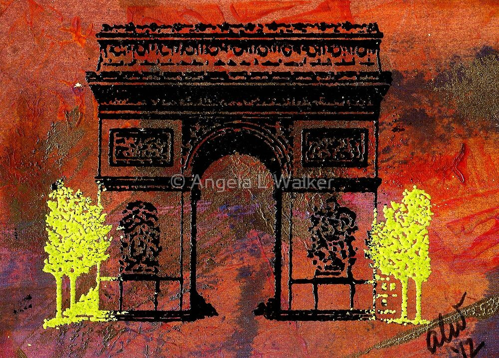 The Palace Gate by © Angela L Walker