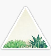 Succulent Forest Sticker