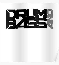 Drum & Bass  Poster