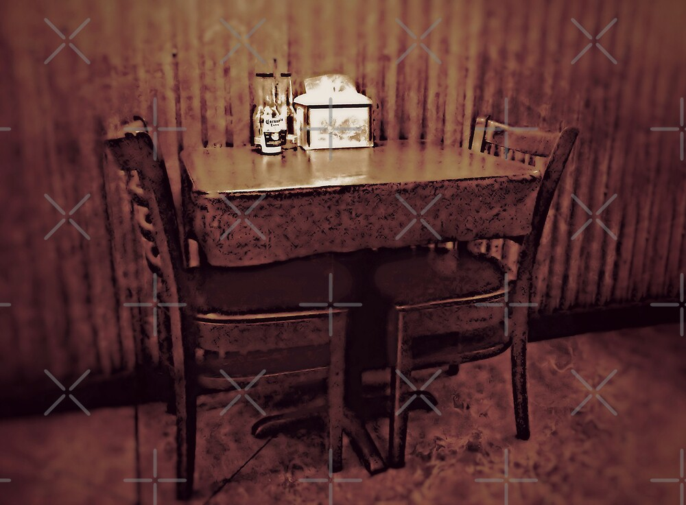 A Quiet Dinner for Two by Scott Mitchell