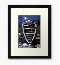 Alfa Romeo 1900 C Supersprint (1953) Framed Print