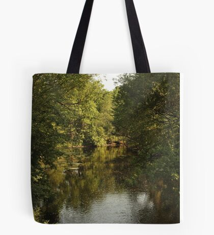 The Bark River Tote Bag
