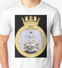 H.M.S STATIONARY TARGET PLATFORM Unisex T-Shirt