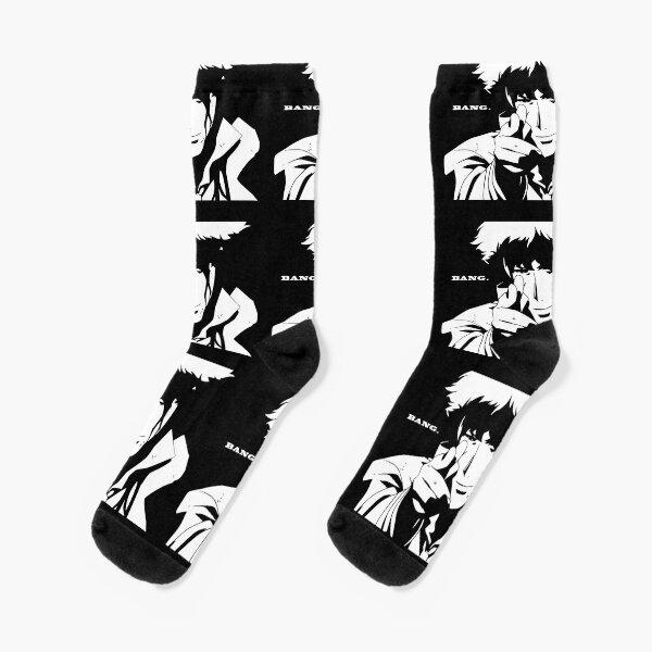 Spike Cowboy Bebop Socks
