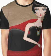 red couch Graphic T-Shirt