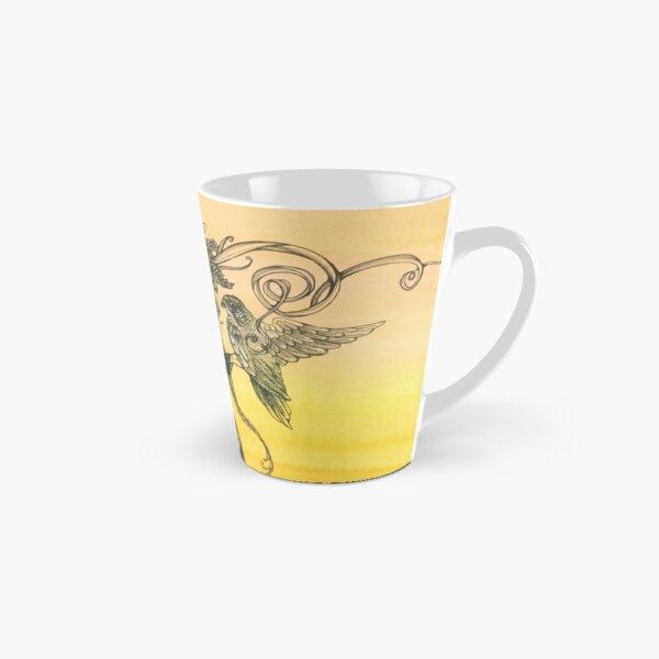 Wheat Tall Mug