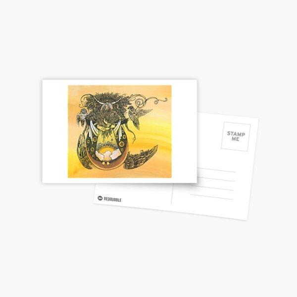 Wheat Postcard