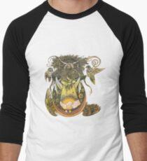 Wheat Baseball ¾ Sleeve T-Shirt