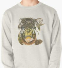 Wheat Pullover Sweatshirt