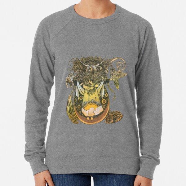 Wheat Lightweight Sweatshirt