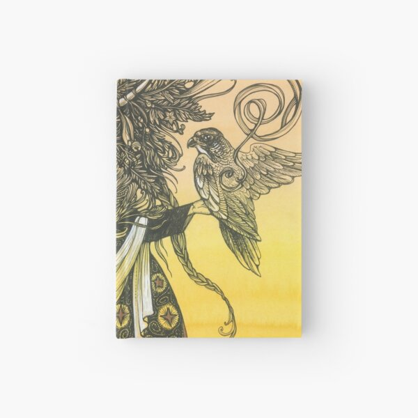 Wheat Hardcover Journal