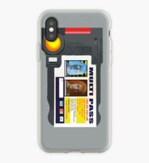 MULTI PASS iPhone Case