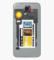 MULTI PASS Case/Skin for Samsung Galaxy