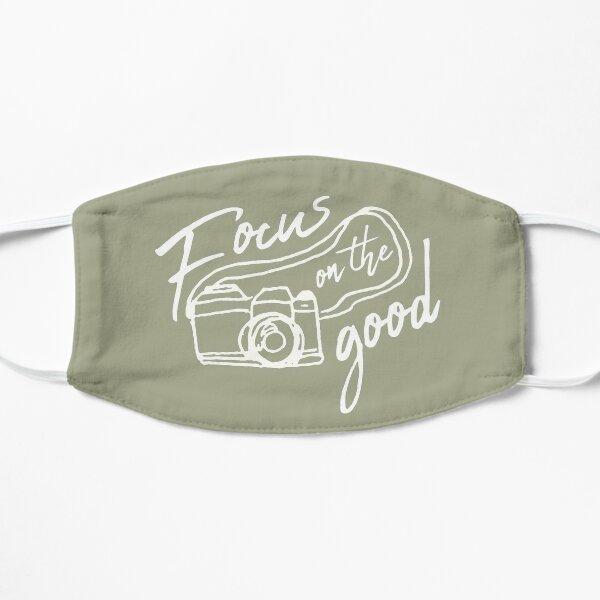 Copy of Photographers Don't Be Negative Camera Film  Flat Mask