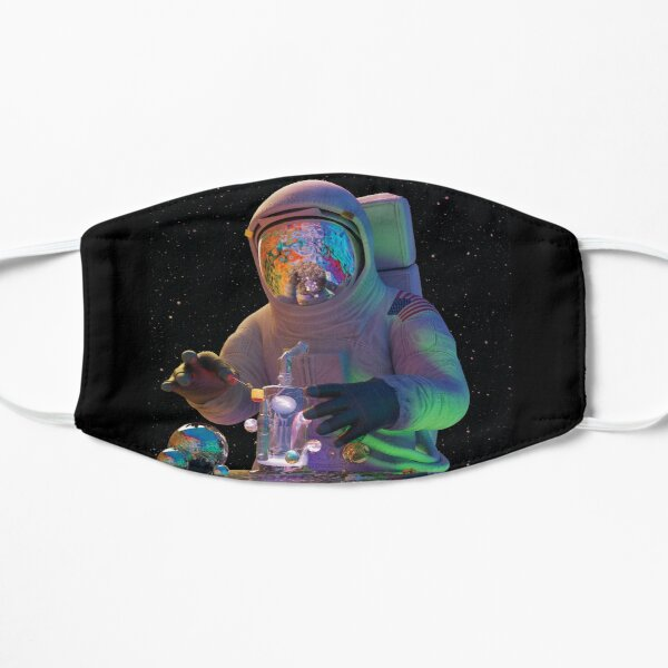 The Dabstronaut  Mask