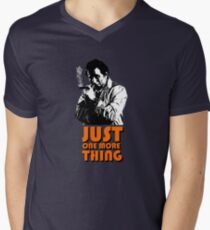 Columbo - Just one more thing Men's V-Neck T-Shirt