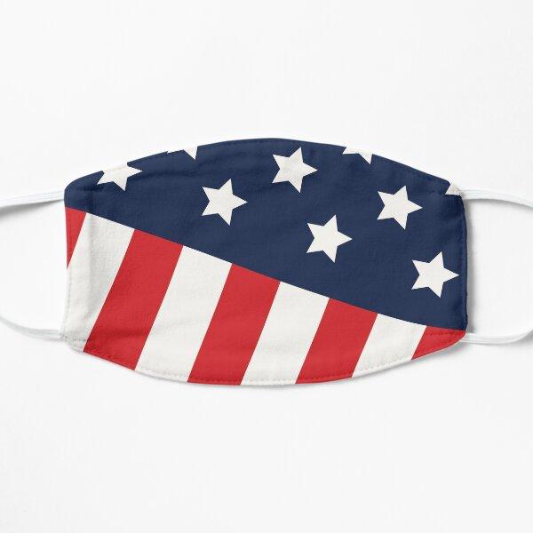 American Flag, Stars and Stripes Design, Artwork, Vector, Graphic Mask