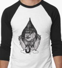 Penguin by Pattoo Men's Baseball ¾ T-Shirt