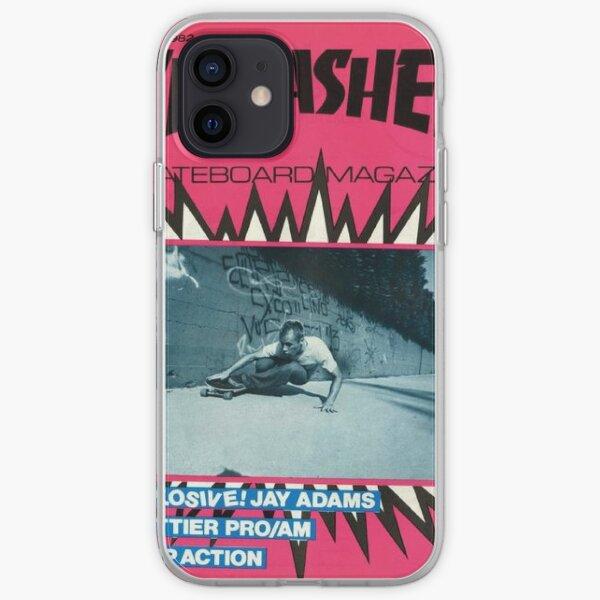 90s pink skate magazine aesthetic  iPhone Soft Case
