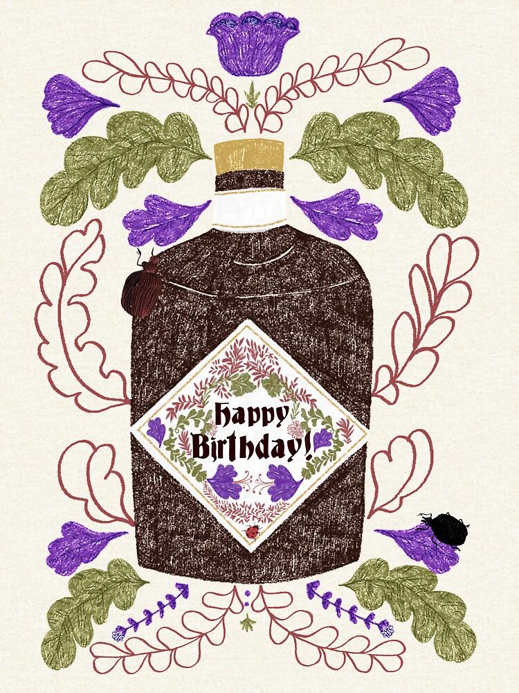 Happy birthday! by spoto