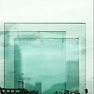 Panes of glass by Cecily  Graham