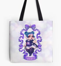 Bow to the Queen Tote Bag