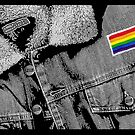 """Matt's Rainbow Jacket"" by Michelle Lee Willsmore"