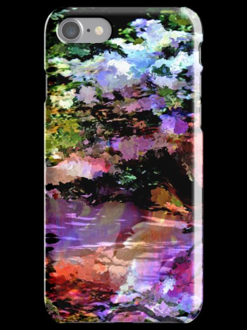 MONET ZEN GARDEN by Sherri Palm Springs  Nicholas