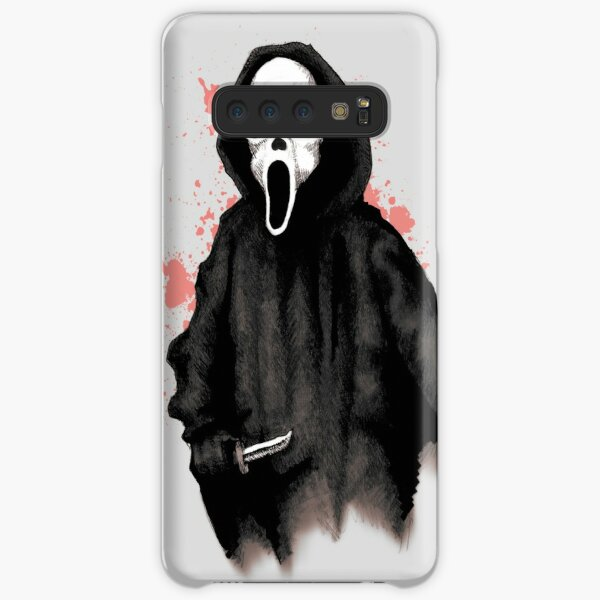 Ghost Face Samsung Galaxy Snap Case