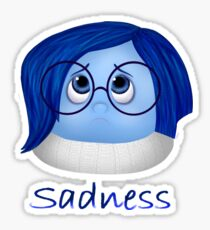 Sadness Sticker